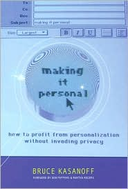 Making it Personal: How to Profit from Personalization Without Invading Privacy