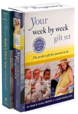 Your Pregnancy Week by Week Gift Set