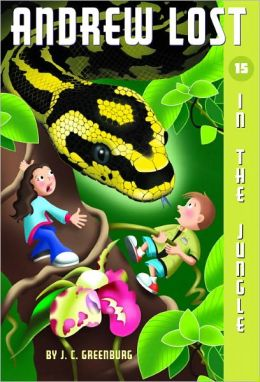 Andrew Lost in the Jungle (Turtleback School & Library Binding Edition)