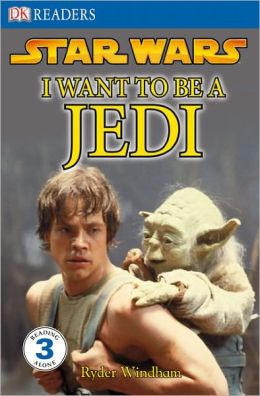 Star Wars: I Want to Be a Jedi (Turtleback School & Library Binding Edition)