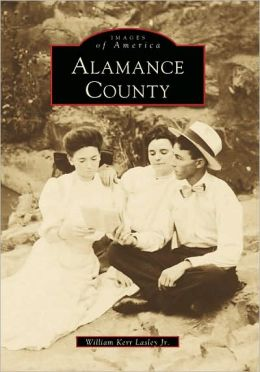 Alamance County (Images of America Series)