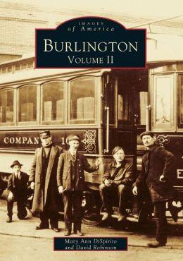 Burlington (Images of America Series)