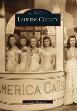 Laurens County, Georgia (Images of America Series)