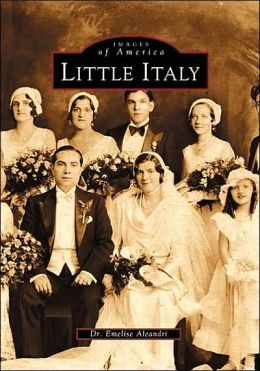 Little Italy, New York (Images of America Series)