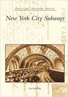 New York City Subways (Postcard History Series)