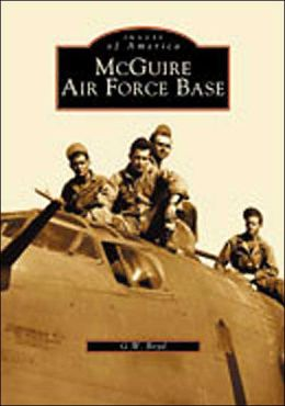 McGuire Air Force Base (Images of America Series)