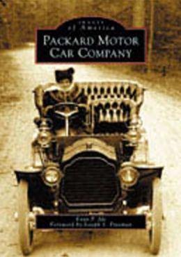 Packard Motor Car Company, Michigan (Images of America Series)