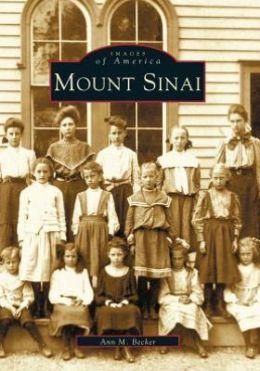 Mount Sinai, New York (Images of America Series)