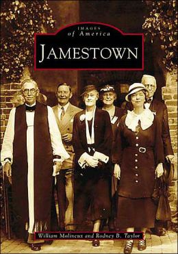 Jamestown, Virginia (Images of America Series)