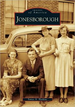 Jonesborough, Tennessee (Images of America Series)