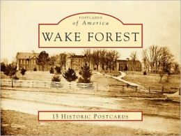 Wake Forest, North Carolina (Postcard Packets)