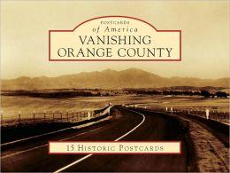 Vanishing Orange County (Postcard Packets)