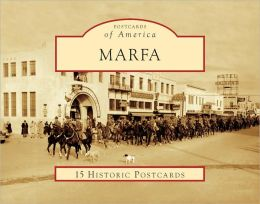 Marfa, Texas (Postcard Packets)