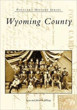 Wyoming County, Pennsylvania (Postcard History Series)