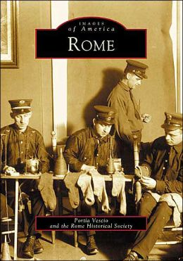 Rome, New York (Images of America Series)