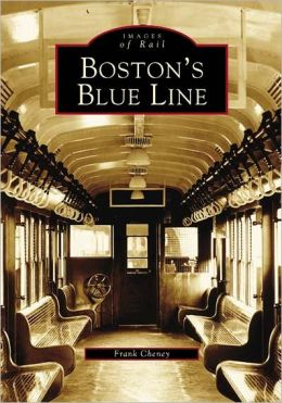 Boston's Blue Line, Massachusetts (Images of America Series)