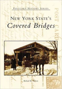 New York State's Covered Bridges (Postcard History Series)