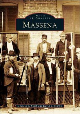 Massena, New York (Images of America Series)