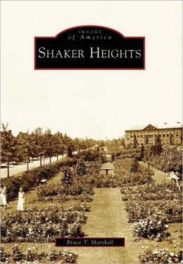 Shaker Heights (Images of America Series)