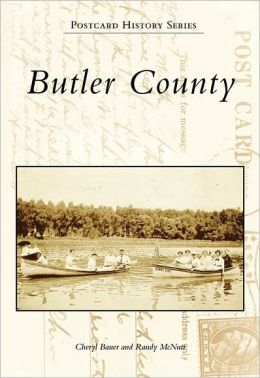 Butler County, Ohio (Postcard History Series)