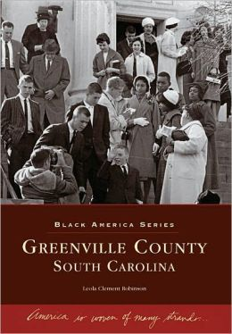 Greenville County, South Carolina (Black America Series)