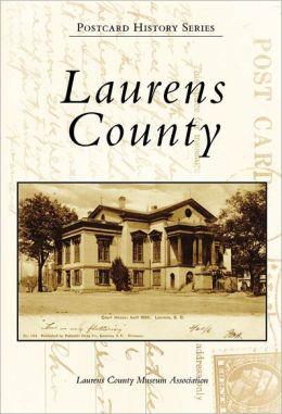 Laurens County, South Carolina (Postcard History Series)