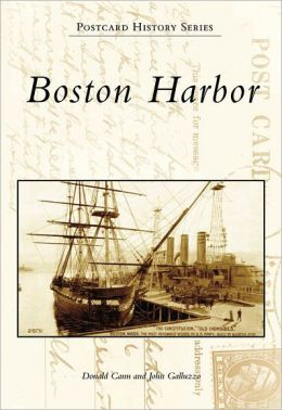 Boston Harbor, Massachusetts (Postcard History Series)