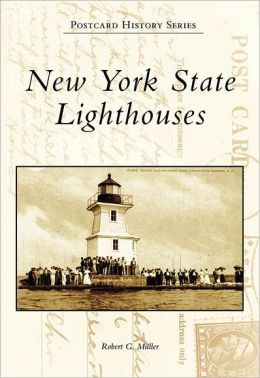 New York State Lighthouses (Postcard History Series)