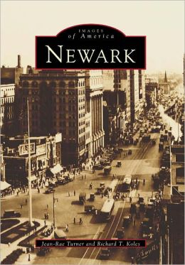 Newark, New Jersey (Images of America Series)