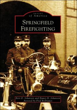 Springfield Firefighting, Massachusetts (Images of America Series)