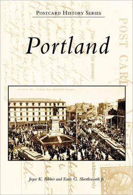 Portland, Maine (Postcard History Series)