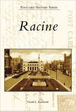 Racine, Wisconsin (Postcard History Series)