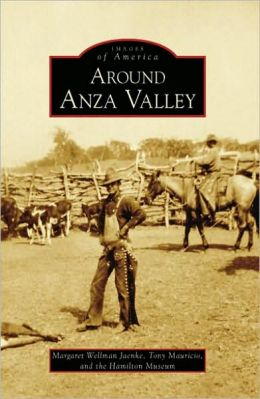Around Anza Valley (Images of America Series)