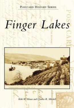 Finger Lakes, New York (Postcard History Series)