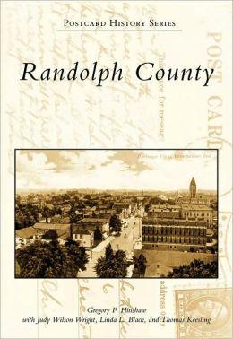 Randolph County, Indiana (Postcard History Series)
