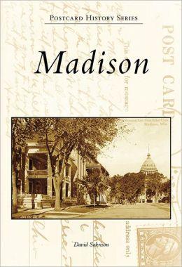 Madison, Wisconsin (Postcard History Series)