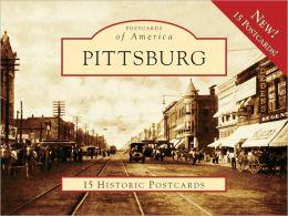Pittsburg, Kansas (Postcards of America Series)