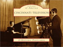 Cincinnati Television, Ohio (Postcard Packets)