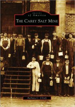 Carey Salt Mine, Kansas (Images of America Series)