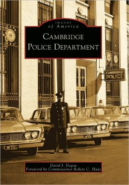 Cambridge Police Department, Massachusetts (Images of America Series)