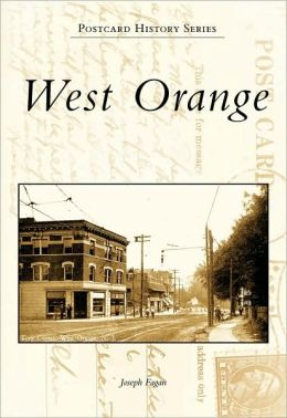 West Orange, New Jersey (Postcard History Series)