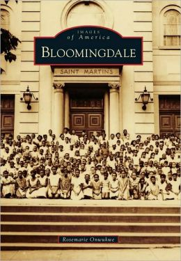 Bloomingdale, Washington DC (Images of America Series)