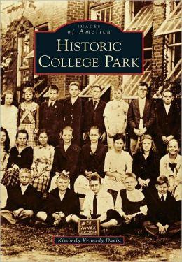 Historic College Park, Georgia (Images of America Series)