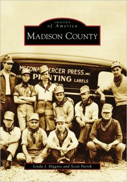 Madison County, TN (Images of America Series)
