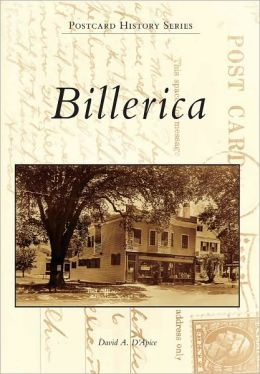 Billerica, Massachusetts (Postcard History Series)