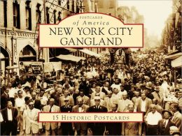 New York City Gangland (Postcard Packet Series)