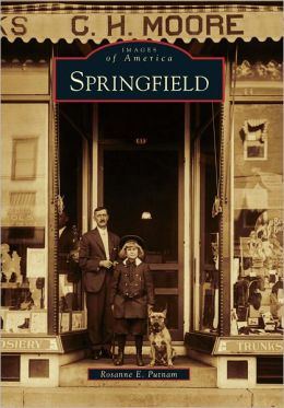 Springfield, Vermont (Images of America Series)