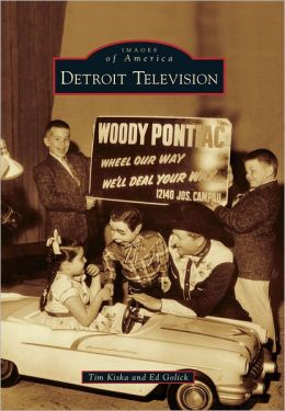 Detroit Television, Michigan (Images of America Series)