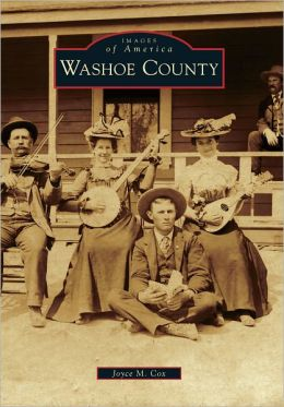 Washoe County, Nevada (Images of America)