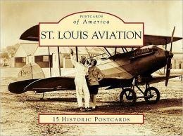 St. Louis Aviation (Postcard Packet Series)